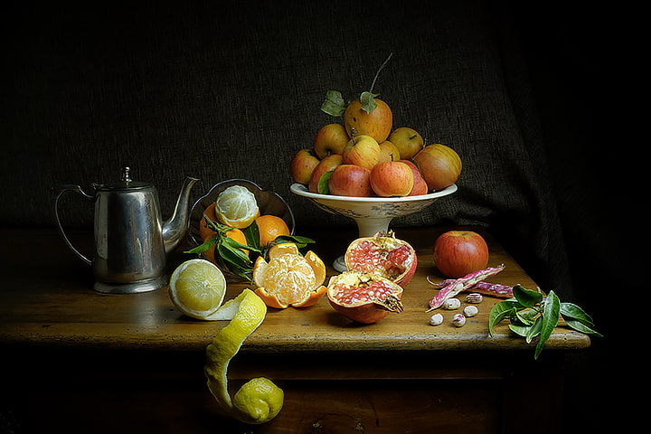 Photographie fruits